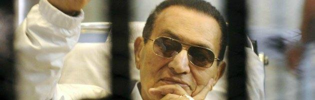 Egitto, Mubarak scarcerato. Ricoverato in un ospedale militare