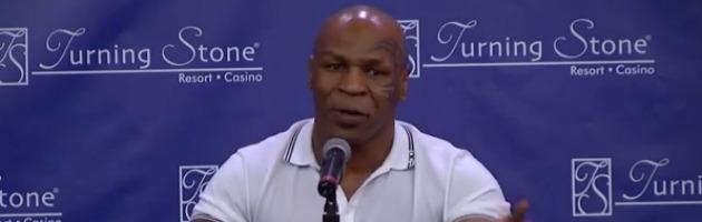 """Mike Tyson in tv: """"Ho rischiato di morire, sono alcolizzato e drogato. Ma cambierò"""""""