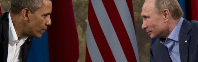 """Usa-Russia, Obama: """"Con Putin è tornata la retorica anti-americana"""""""