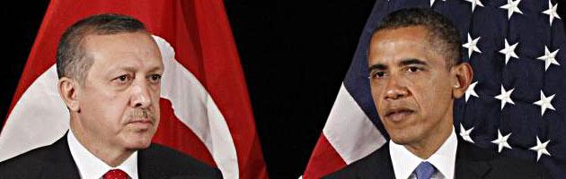 Obama ed Erdogan