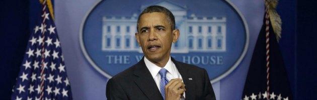 """Guerra Siria, Obama: """"Pronto all'attacco militare, ma chiederò al Congresso"""""""