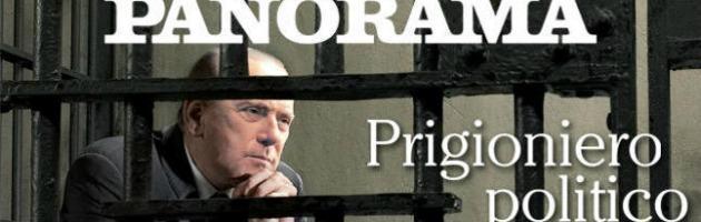 """Condanna Berlusconi, la difesa dei 'suoi': """"Prigioniero politico"""""""