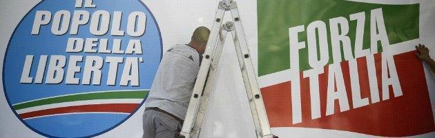 Pdl e Forza Italia