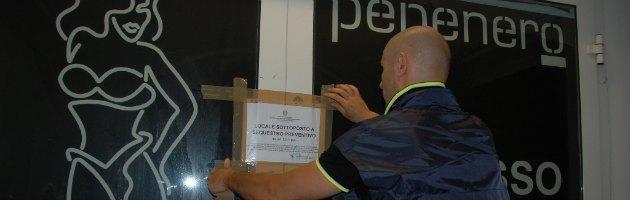 Riccione, operazione anti usura: sequestrato il night Pepenero
