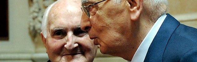 """Quando Napolitano diceva: """"La grazia è impossibile subito dopo la condanna"""""""