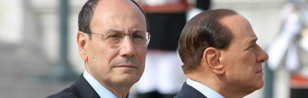 """Schifani: """"Rinvio su decadenza o crisi"""" Cicchitto: """"Intervenga il Colle"""""""
