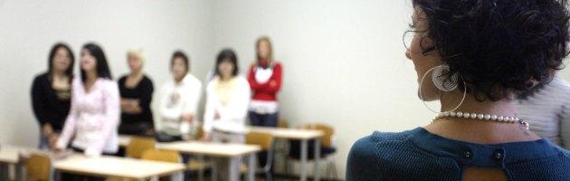 Scuola, arriva il posto fisso a insegnante precaria. Lei rifiuta: ha 62 anni
