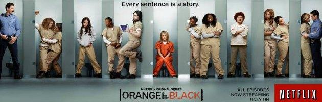 """Carcere, sesso e violenza. Il mix vincente di """"Orange is the new black"""""""
