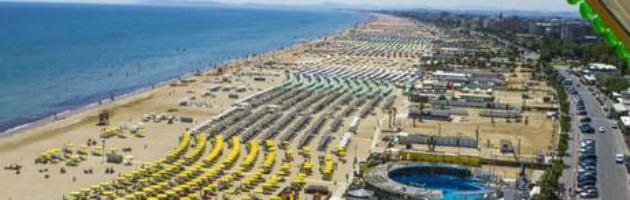 Matrimonio Spiaggia Riviera Romagnola : Rimini stagione salvata dai turisti russi quot hanno