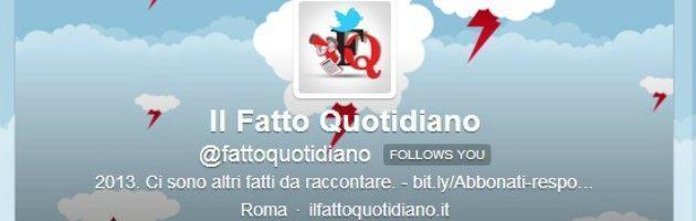 #SentenzaMediaset, l'hashtag lanciato dal Fatto è trending topic su Twitter
