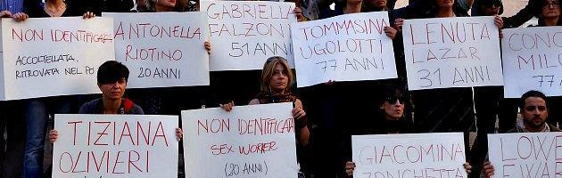Flash mob contro la violenza sulle donne