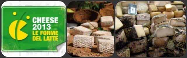 Cheese 2013, a Bra la manifestazione di Slow Food