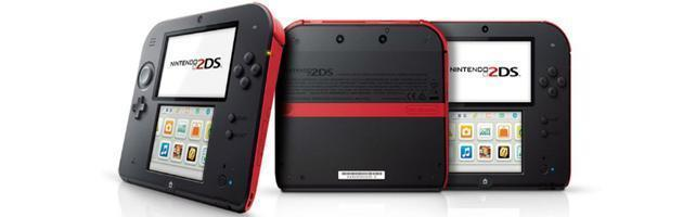 Nintendo 2DS, la console portatile low cost sfida Microsoft e Sony