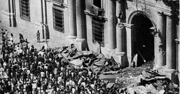 11 settembre, la lezione del golpe cileno