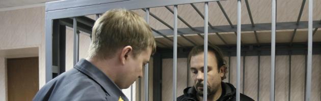 Greenpeace, due mesi di detenzione per attivista italiano in Russia