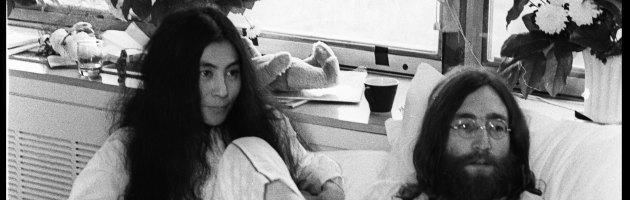 John & Yoko - Bed-In