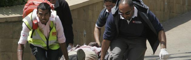 """Kenya, attentato in centro commerciale, almeno 39 morti. """"Ci sono 36 ostaggi"""""""
