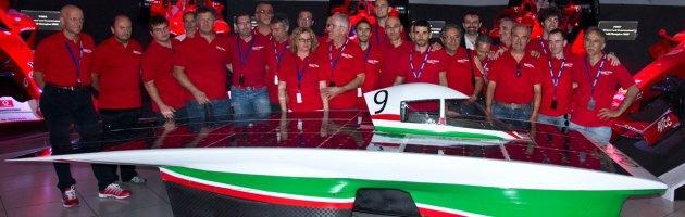 Emilia 3: l'auto che funziona a energia solare pronta a gareggiare in Australia