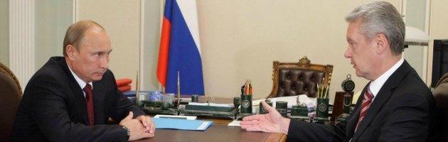Elezioni Mosca 2013, vince Sergei Sobyanin uomo del Cremlino