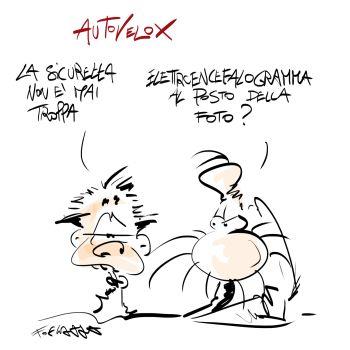 Autovelox a Parma, chi va piano va sano e va lontano