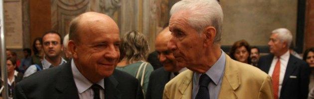 """Festival del diritto, Zagrebelsky: """"Il denaro non può essere il fine ultimo della politica"""""""