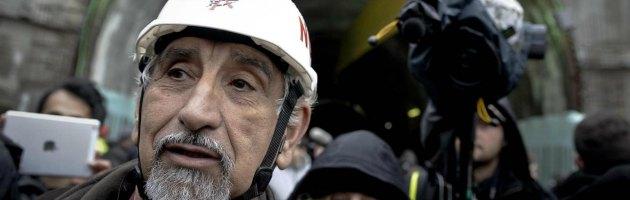 NoTav: ecco chi è Alberto Perino, leader del movimento in Valsusa