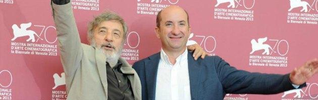 Gianni Amelio e Antonio Albanese