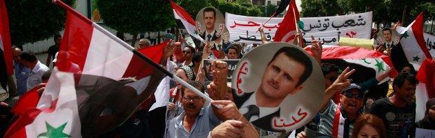 "Siria, il regime provoca: ""Usa ridicoli"". Kerry: ""Assad come Hitler e Saddam"""