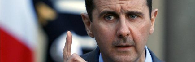 """Guerra in Siria, Assad: """"Se colpiti nostri amici reagiranno. Ci saranno ritorsioni"""""""