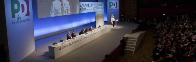 """Pd, fallisce il voto sulle regole. Renzi: """"Deficit, Letta non cerchi scuse"""""""