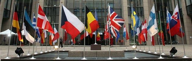 Bandiere d'Europa