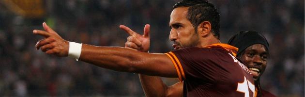 Serie A, risultati e classifica – La Roma da primato ai piedi di 'er tendina' Gervinho