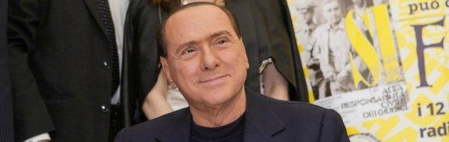 """Governo, Berlusconi: """"Crisi? Ora sarebbe destabilizzante, ma mantenga i patti"""""""