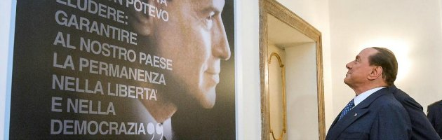 Crisi governo Letta, Berlusconi: 'Aumento Iva rappresaglia contro moderati'
