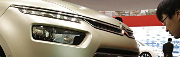 Francia, Peugeot-Citroën in crisi. Possibile ingresso dei cinesi nel capitale