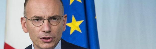 """Legge stabilità, Letta: """"Noi siamo stati i primi ad abbassare le tasse"""""""