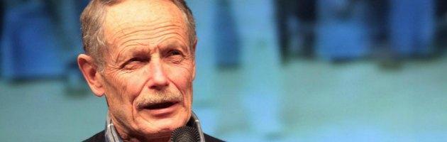 """Erri De Luca: """"Il Tav Torino-Lione va sabotato"""". Ltf denuncerà lo scrittore"""