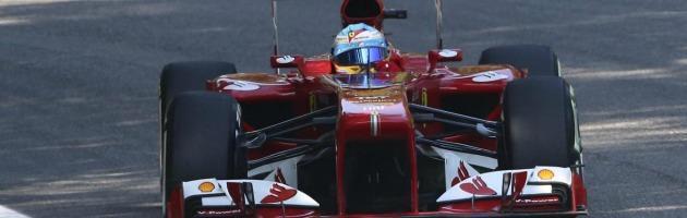 """GP Monza F1 2013, Alonso se la prende con i meccanici ai box: """"Siete degli scemi"""""""