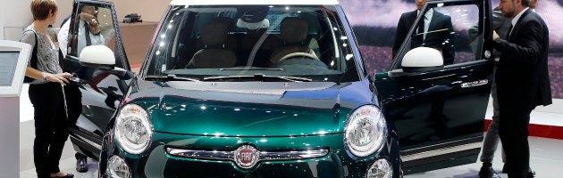 """Fiat annuncia i nuovi modelli: 4 su 5 appartengono alle """"famiglie"""" 500 e Panda"""