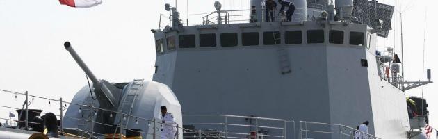 Guerra in Siria, dagli Usa alla Cina: Mediterraneo già affollato di navi militari