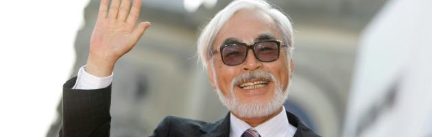 """Festival di Venezia 2013, il re degli """"anime"""" presenta il suo ultimo film da regista"""