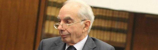 """I consigli di Amato alla vedova di un socialista: """"Zitta coi giudici, niente nomi"""""""