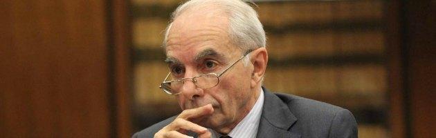 Napolitano ha nominato Giuliano Amato giudice della Corte costituzionale