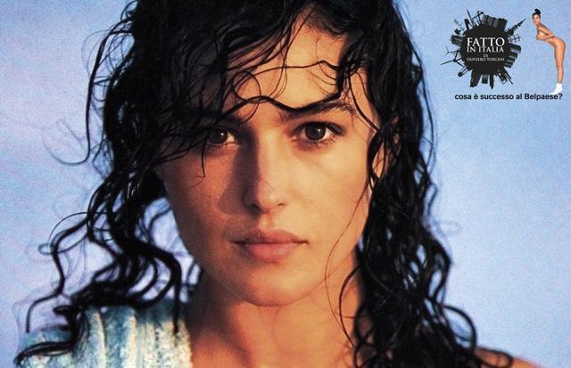 Monica Bellucci Fatto in Italia