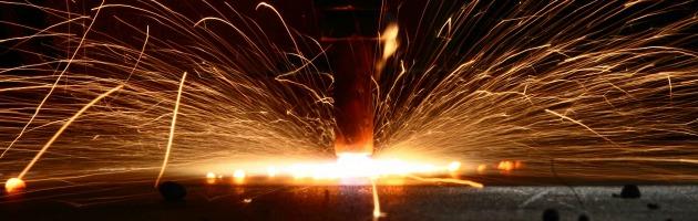Crisi, l'industria meccanica europea cresce, quella italiana no
