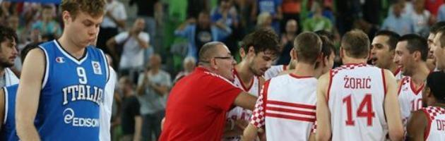 Europei basket 2013, l'Italia torna brutto anatroccolo: fuori dai Mondiali