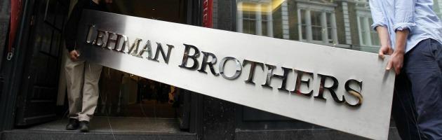 Lehman Brothers, 5 anni fa la catastrofe. Ma gli Stati Uniti tornano a indebitarsi