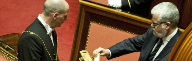 """Assemblea M5S: """"Bozza legge elettorale al voto militanti"""". Orellana: """"Basta tabù alleanze"""""""