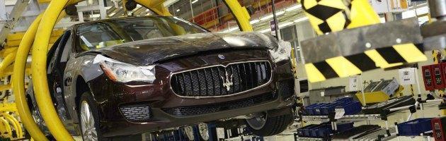 La Maserati lascia Modena: incertezza per 600 lavoratori