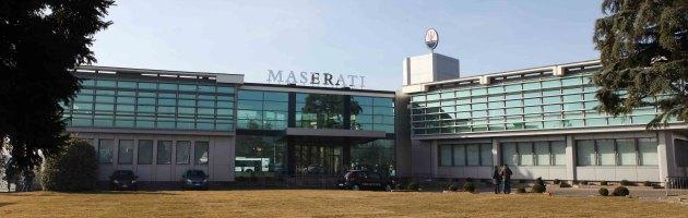 """Modena, il sindaco Pighi: """"Pronti a tutto per non far delocalizzare la Maserati"""""""